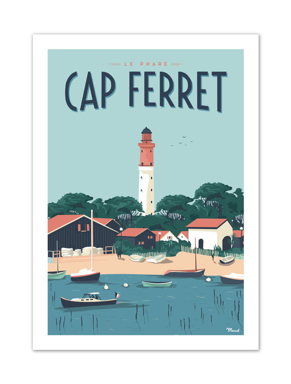 Cap Ferret, le phare