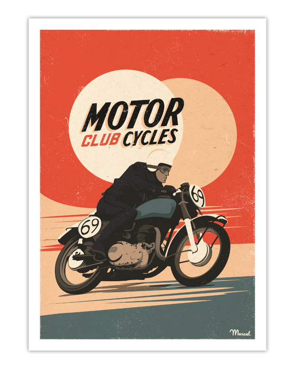 Motorcycles Club