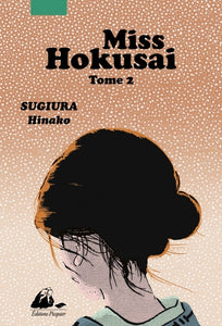 Miss Hokusai 2 - Couverture