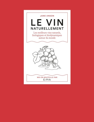 Le vin naturellement - Couverture
