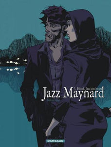 Jazz Maynard - Tome 5 - Blood, Jazz and tears - Couverture