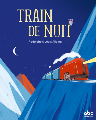 Train de nuit - Couverture