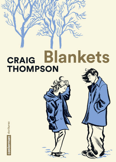 Blankets - Couverture