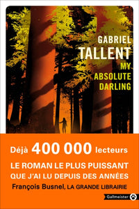 MY ABSOLUTE DARLING - Couverture