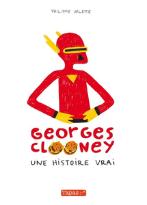 Georges Clooney T01 - Couverture