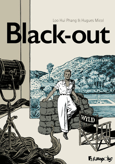 Black-out - Couverture