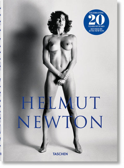 Helmut Newton. SUMO. 20th Anniversary Edition - Couverture