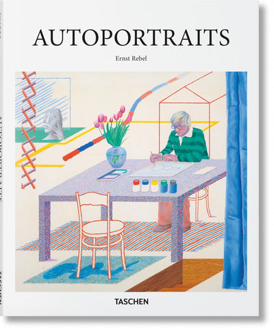Autoportraits - Couverture