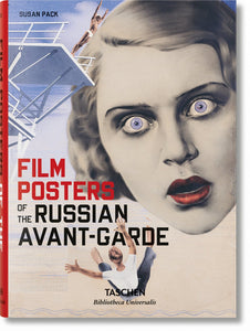 Film Posters of the Russian Avant-Garde - Couverture