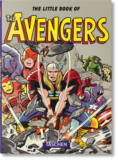 The Little Book of Avengers - Couverture