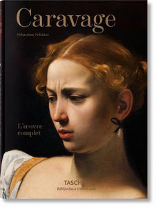 Caravage. L'oeuvre complet - Couverture