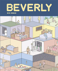 BEVERLY (NED 2019) - Couverture
