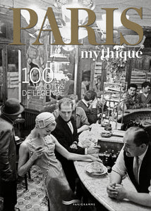 Paris mythique - Couverture