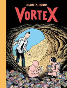 VORTEX - Couverture