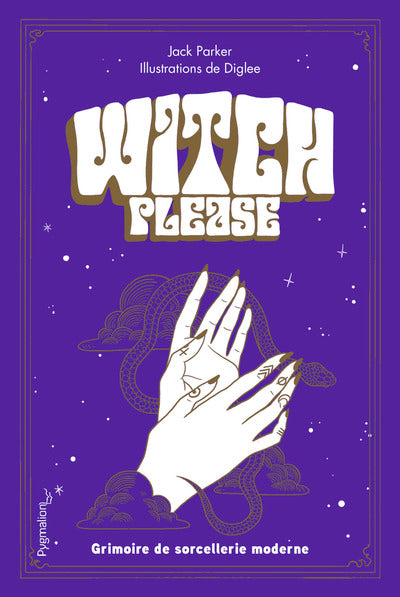 Witch, please - Couverture