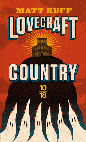Lovecraft Country - Couverture