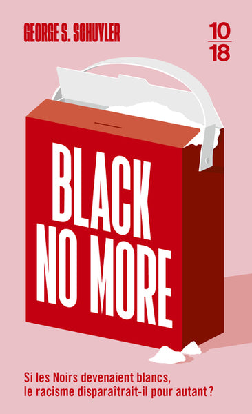 Black no more - Couverture