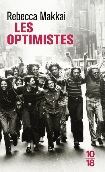 Les optimistes - Couverture