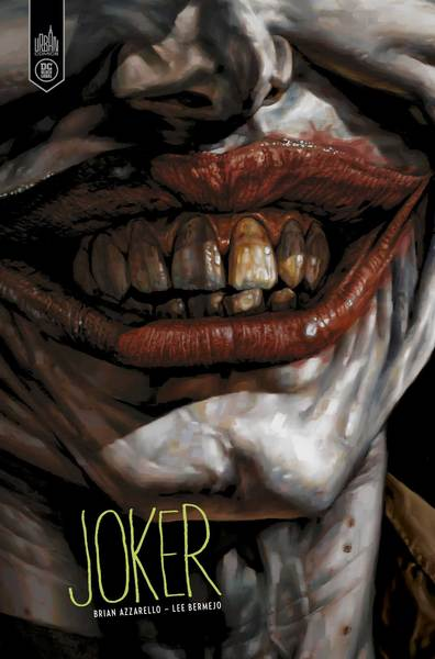 Joker - Edition Black Label - Couverture