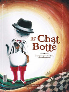 Le Chat botté - Couverture