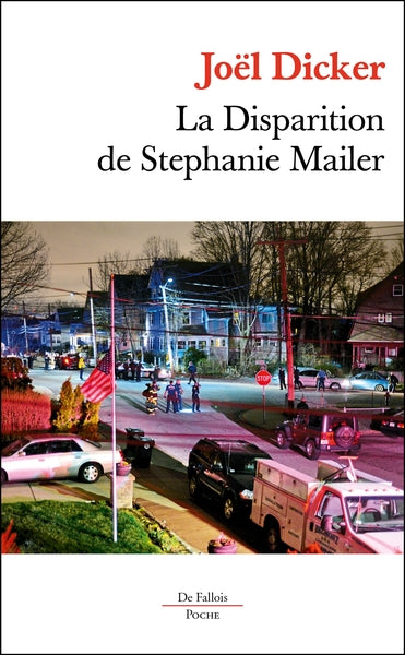 La Disparition de Stephanie Mailer Poche - Couverture