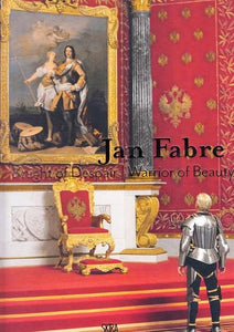 JAN FABRE KNIGHT OF DESPAIR / WARRIOR OF BEAUTY /ANGLAIS - Couverture