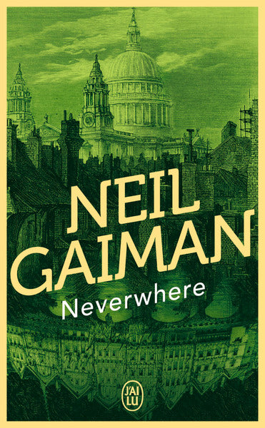 Neverwhere - Couverture