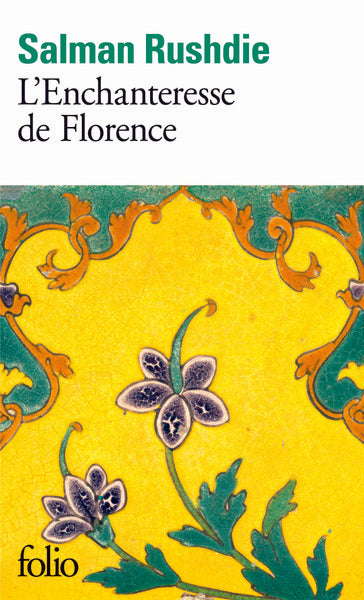 L'enchanteresse de Florence - Couverture