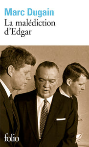 La malédiction d'Edgar - Couverture