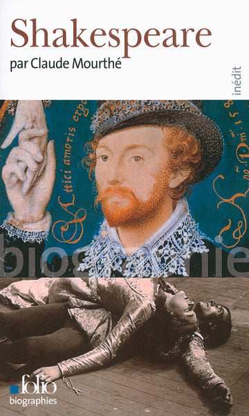 Shakespeare - Couverture