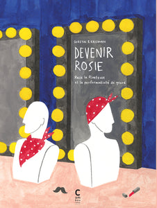 DEVENIR ROSIE - Couverture
