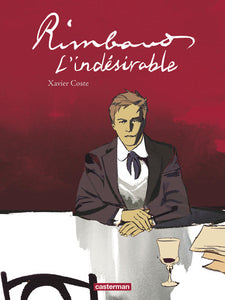 Rimbaud, l'indésirable - Couverture
