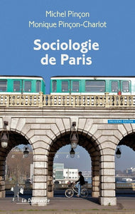 Sociologie de Paris - Couverture