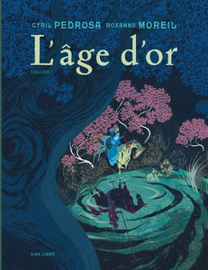 L'âge d'or - Tome 1 - Couverture