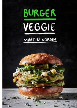Burger veggie - Couverture