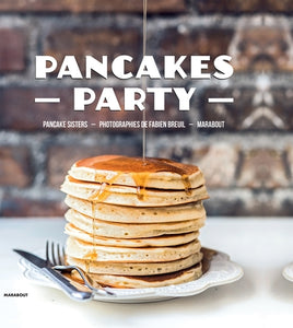 Pancakes Party - Couverture