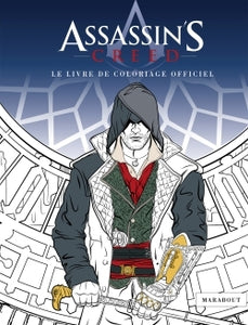 Assassin's Creed coloriages - Couverture