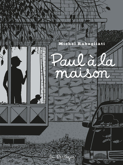 Paul à la maison - Couverture