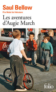 Les aventures d'Augie March - Couverture