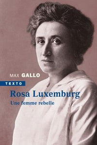 Rosa Luxemburg - Couverture