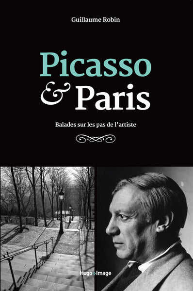 Picasso & Paris - Couverture