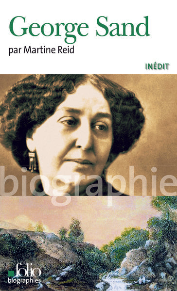 George Sand - Couverture