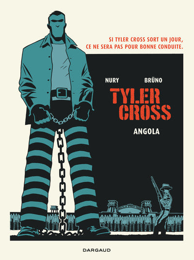 Tyler Cross - Tome 2 - Angola - Couverture