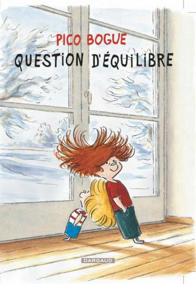 Pico Bogue - Question d'équilibre - Couverture