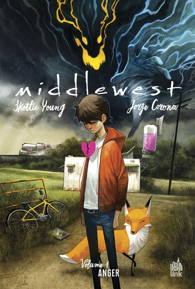 Middlewest  - Tome 1 - Middlewest Tome 1 - Couverture