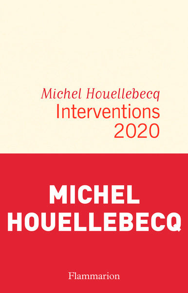 Interventions 2020 - Couverture