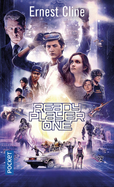 Ready player one - Couverture