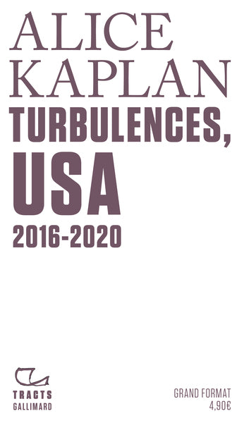 Turbulences, USA - Couverture