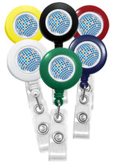 Multi Colored Custom Badge Reels