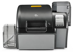 Zebra® ZXP Series 9™ Simplex Retransfer Card Printer
